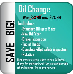 Arizona Automasters Oil Change