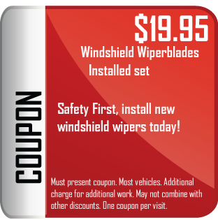 Arizona Automasters windshield wipers